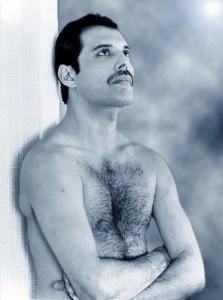 The Queen Zivotopis Freddie Mercury